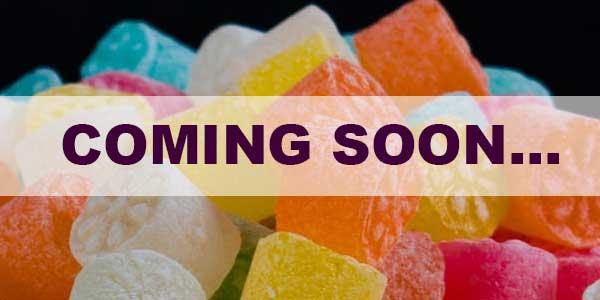 Coming Soon CBD GUMMIES