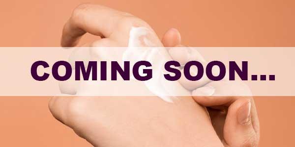 Coming Soon CBD PAIN RELIEF CREAM